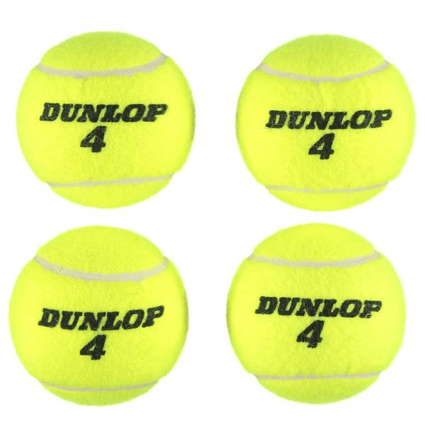 Dunlop So Cl Allcourt 4b Mailapelit YELLOW (Sizes: No Size)