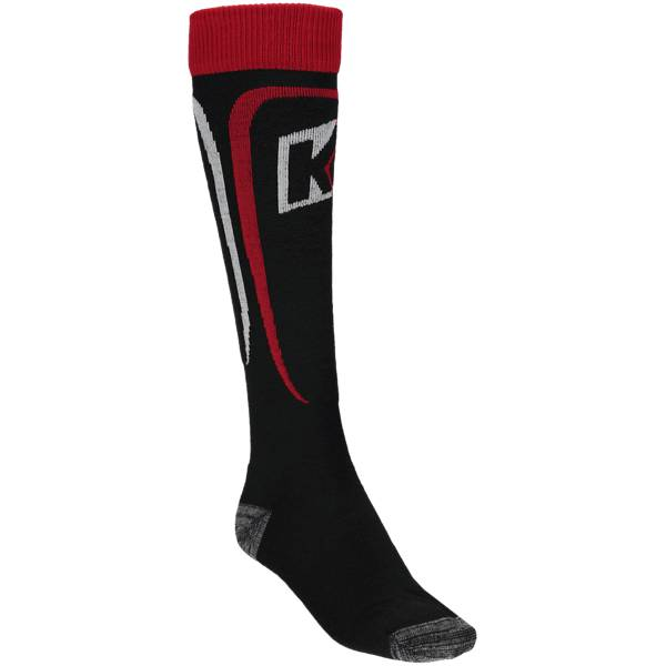 K2 So All-around Ski Sukat BLACK/RED/WHITE (Sizes: 35-38)