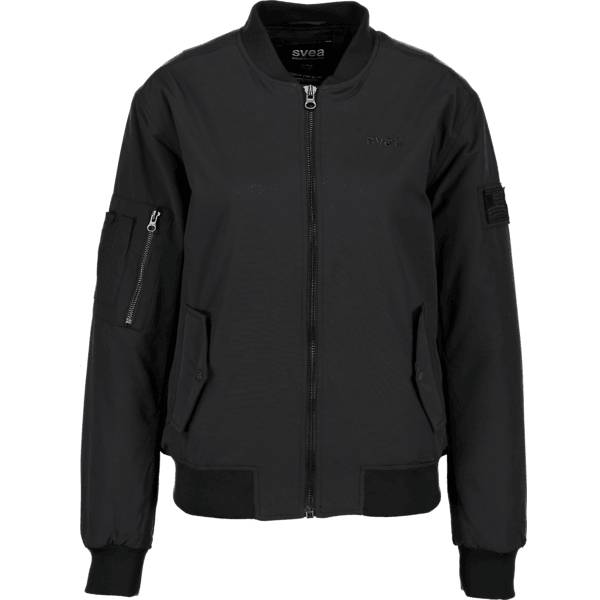 Svea So Nancy Bomber W Takit BLACK (Sizes: M)