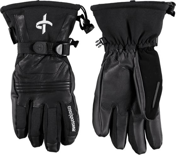 Cross Sportswear So Downhill Glove Käsineet & lapaset BLACK (Sizes: 6)