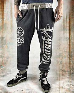 Yakuza Ink 2Face Jogger Mood Indigo