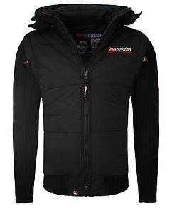 Geographical Norway Crumberry Black