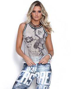 Rock Code Oracle Top White