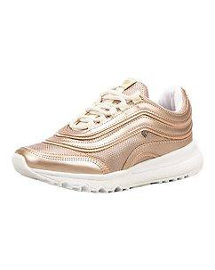 CASH MONEY Cosmos Sneakers Rose Gold
