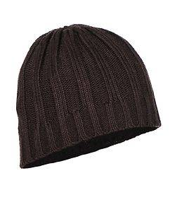 Brave Soul Indian Beanie Brown