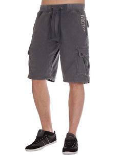 Yakuza Ink Cargo Shorts Navy