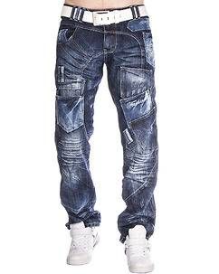 Kosmo Lupo KM-120 Jeans Blue