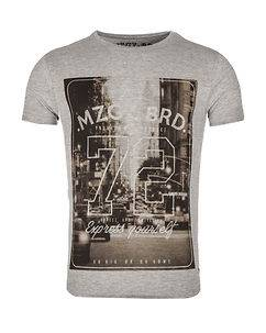 MZGZ Brand The House Express Grey