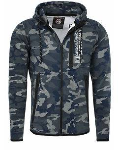 Geographical Norway Gocamo Blue Camo