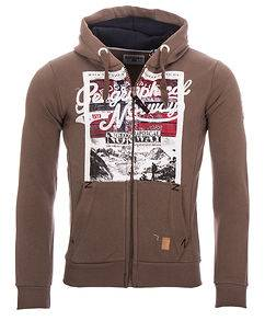Geographical Norway Fagret Brown