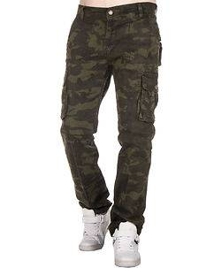 Highness Jase Army Green