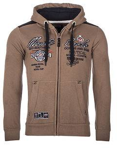 Geographical Norway Goda Brown