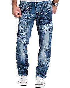 Kosmo Lupo KM-140 Jeans Blue