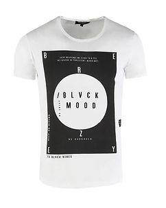 Carisma Blvck Mood T-Shirt White