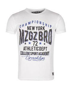 MZGZ Brand The Super Athletic White