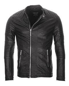 Biker Jacket Arthur Black