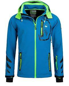 Geographical Norway Terouma Blue/Green