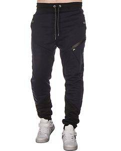 MZ72 Brand Jays Sweatpants Dark Navy/Black