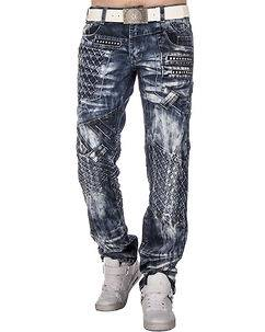 Kosmo Lupo KM-171 Jeans Blue