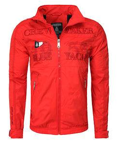 Geographical Norway Cacao Red