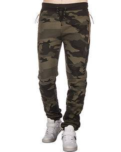 Geographical Norway Moscou Camo Green
