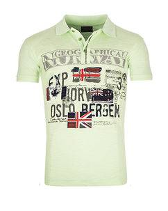 Geographical Norway Kemporio Light Green