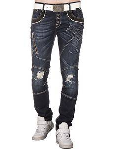 Rusty Neal Manapouri Jeans Denim Blue