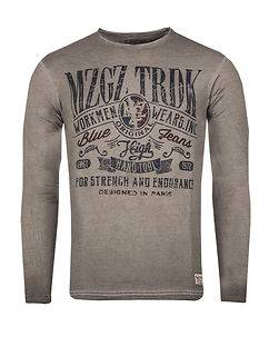 MZGZ Brand The Worker Vintage Grey