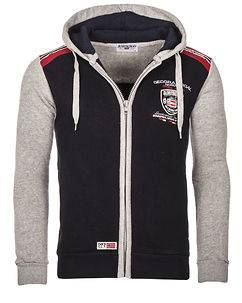 Geographical Norway Finion Navy/Light Grey