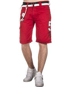 Geographical Norway Pinacolada Red