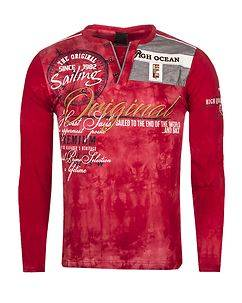Violento Prime Selection Longsleeve Red