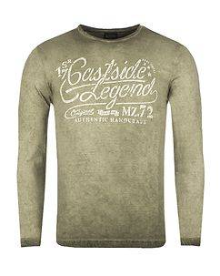 MZGZ Brand The Craft Longsleeve Olive Green