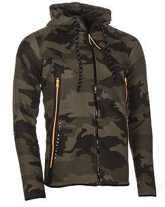 Geographical Norway Goscou Green Camo