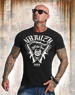 Yakuza Ink Armed Society Tee Black