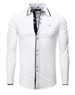 Carisma Justice Shirt White