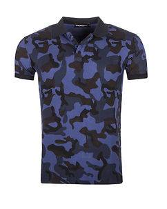 Highness Sowerby Blue Camo