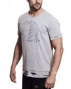 Carisma Heming T-Shirt Grey