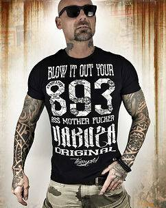 Yakuza Ink Blow It Out V02 Black