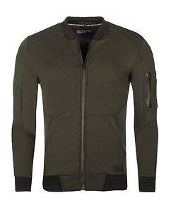 MZ72 Brand Link Jacket Dark Green