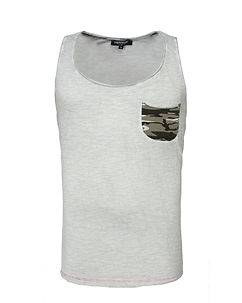Carisma Twiggs Tank Top Grey