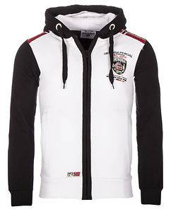 Geographical Norway Finion White/Black