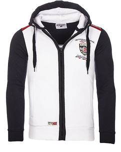 Geographical Norway Finion White/Navy