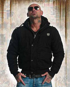 Yakuza Ink Trade Of Kings Winter Jacket Black