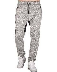 MZ72 Brand Jaka Sweatpants Light Grey Melange
