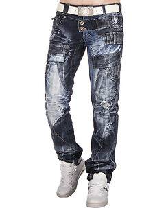 Kosmo Lupo KM-050 Jeans Mixed Blue