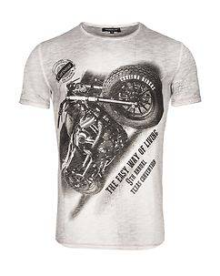 Carisma Texas T-Shirt Grey
