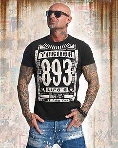 Yakuza Ink Life Time T-Shirt Black