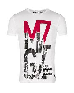 MZGZ Brand The Cross City White/Red