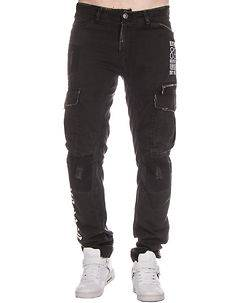 Yakuza Ink Industrial Cargo Pants