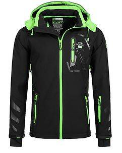 Geographical Norway Terouma Black/Green